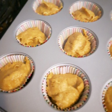 un-cooked pupcakes