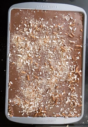 chocolate peanut butter bites